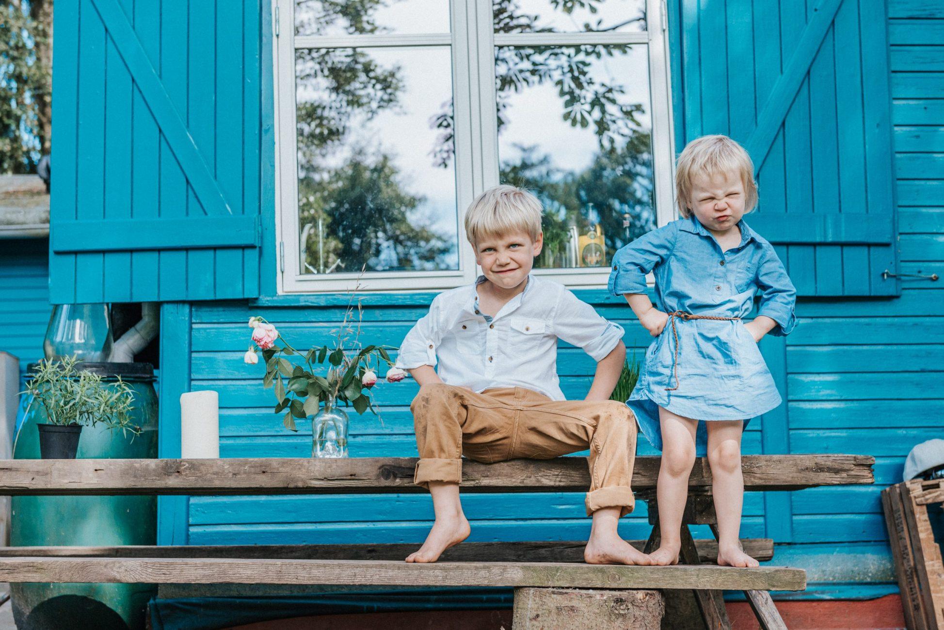 Natürliche und ungestellte Familienfotografie von ihrer Fotografin für Familienfotos Julia Aßmann in Hamburg, Stade, Jork, Buxtehude, Altes Land